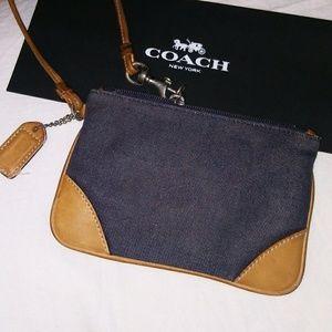 Coach Wristlet Free Coach Charm